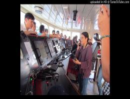 Embedded thumbnail for Giao lưu với các chiến sĩ ở Nhà dàn DK1 và tàu Kiểm Ngư 775