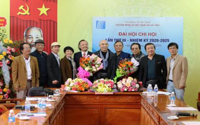 Đại hội Chi hội Nhạc sĩ Việt Nam tỉnh Hà Tĩnh lần thứ III