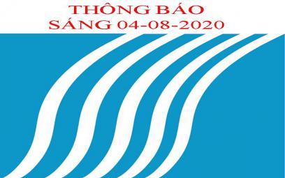 Thông báo về Đại hội X 4/8/2020 (11h)