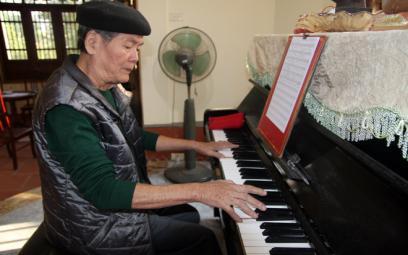 """Nhạc sĩ Ngô Quốc Tính: """"Ẩn sĩ"""" dưới chân núi Phật Tích"""