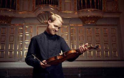 Hồi sinh cây violin của Mozart