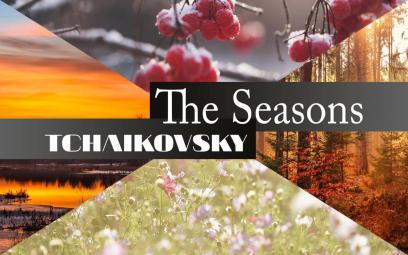 Bốn mùa của Tchaikovsky
