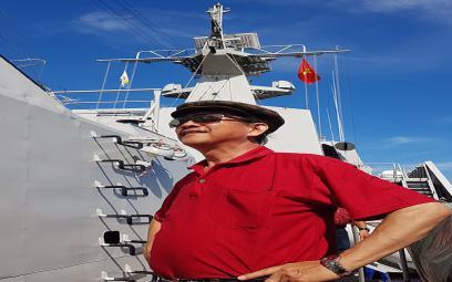 """""""Hoa Sóng ngàn năm"""" - những cột mốc chủ quyền tâm linh của người lính biển"""