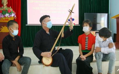 Bảo tồn điệu hát niên đại 600 năm