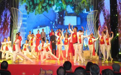 Lễ trao Giải thưởng Âm nhạc Hội Nhạc sĩ Việt Nam 2020