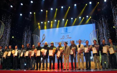 Danh sách Giải thưởng Âm nhạc Hội Nhạc sĩ Việt Nam - Năm 2020