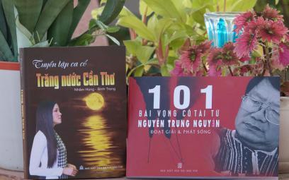 Hai ấn phẩm giúp thêm yêu bài ca cổ