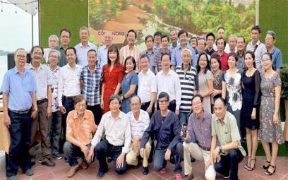 Chi hội Nhạc sĩ Việt Nam thành phố Cần Thơ được trao Bằng khen xuất sắc của Hội Nhạc sĩ Việt Nam