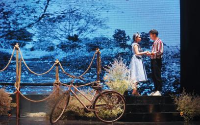 Dàn dựng vở kịch 'Antigone'