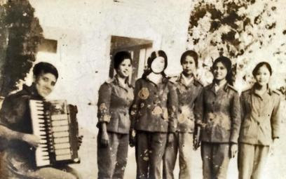 Nghệ sĩ Nhân dân Thanh Xuân