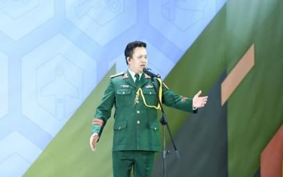 Tiếng hát 'Bộ đội Cụ Hồ' đã gây ấn tượng tốt đẹp với bạn bè quốc tế tại Army Games