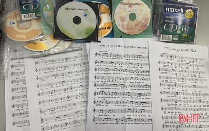 """64 tác phẩm tham gia Cuộc thi sáng tác ca khúc """"190 năm đất và người Hà Tĩnh"""""""