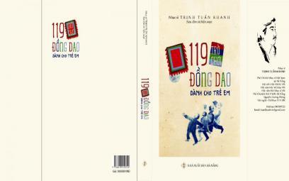 Sách 119 trò chơi đồng dao dành cho trẻ em