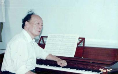 Nhạc sĩ Nguyễn Văn Thương: Tài danh từ tuổi 20