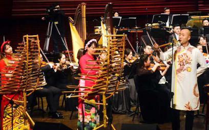 Kết nối âm nhạc Việt Nam và thế giới