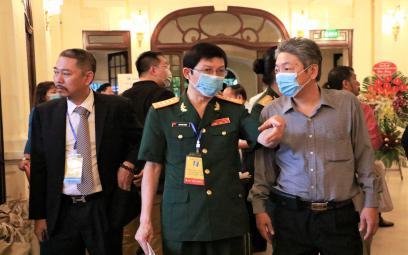 Đại hội Đại biểu toàn quốc Hội Nhạc sĩ Việt Nam Nhiệm kỳ X (2020-2025): Chùm ảnh 16