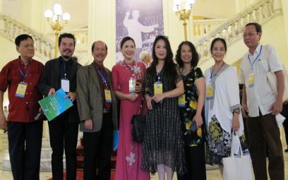 Đại hội Đại biểu toàn quốc Hội Nhạc sĩ Việt Nam Nhiệm kỳ X (2020-2025): Chùm ảnh 12