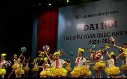 Đại hội Đại biểu toàn quốc Hội Nhạc sĩ Việt Nam Nhiệm kỳ X (2020-2025): Chùm ảnh 14