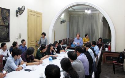 Đại hội Đại biểu toàn quốc Hội Nhạc sĩ Việt Nam Nhiệm kỳ X (2020-2025): Chùm ảnh 11